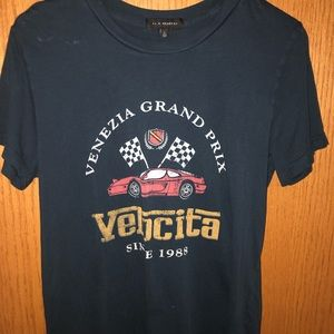 Pac Sun LA Hearts Velocita T-shirt